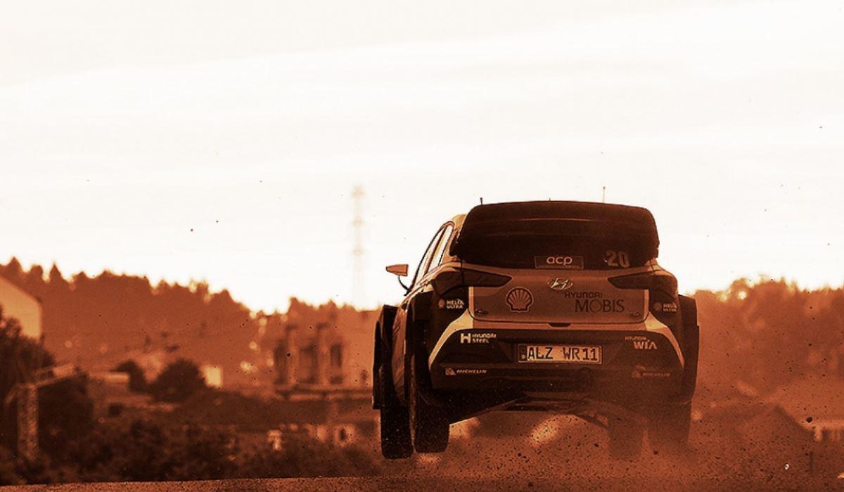 Melhores momentos do Rally Portugal (vídeo)