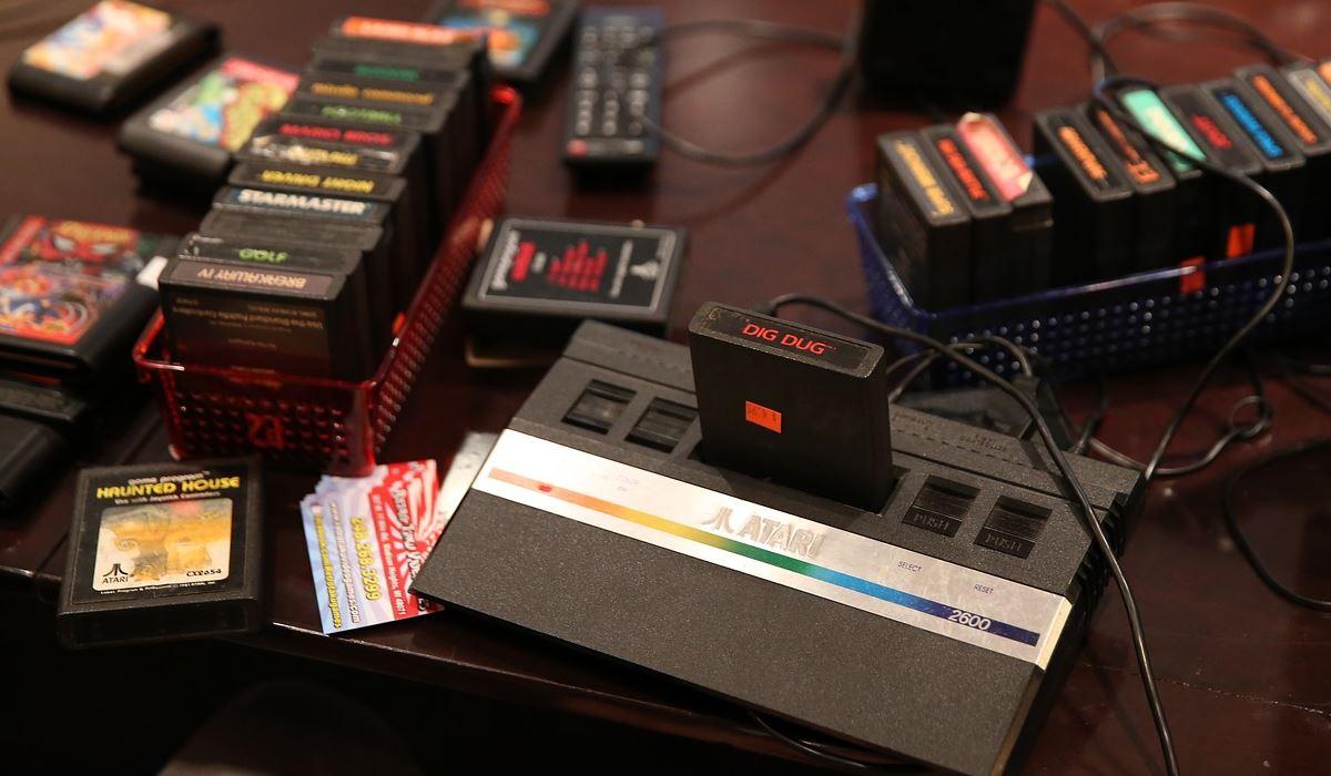 Saudades das consolas da Atari? A espera acabou