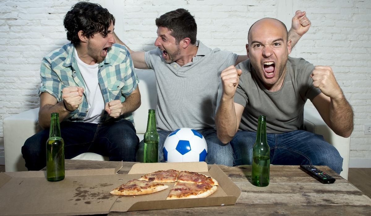 Por que os homens gostam tanto de futebol?