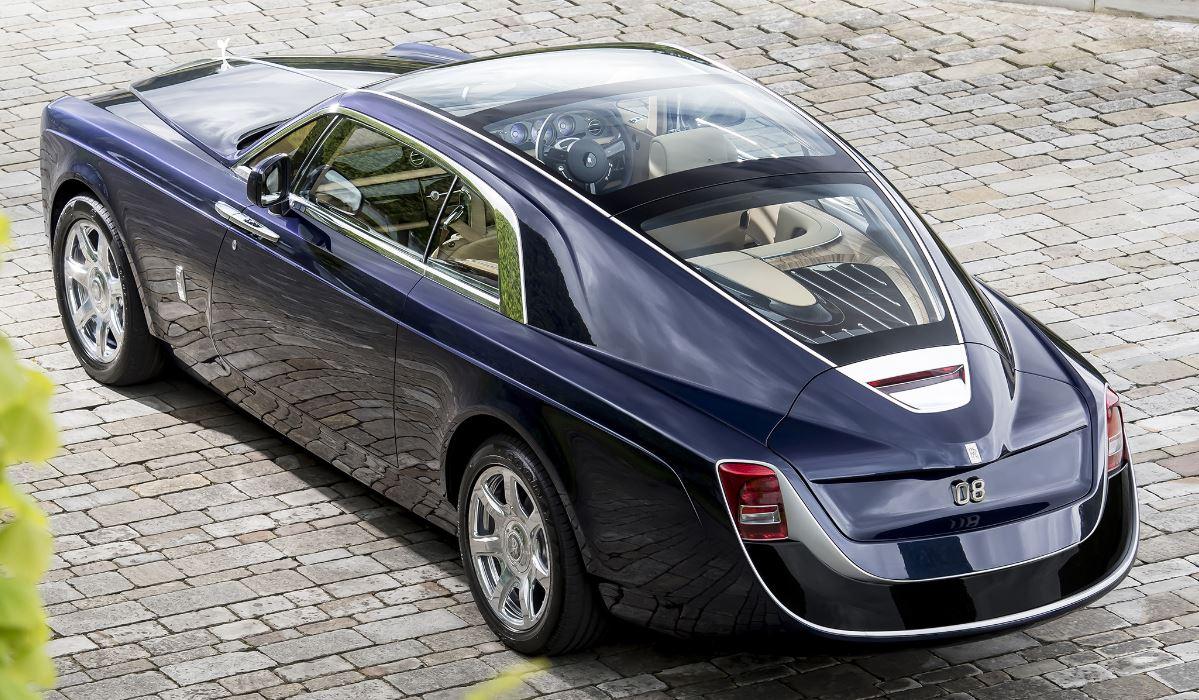 Não é de ouro… mas é o carro mais caro do mundo