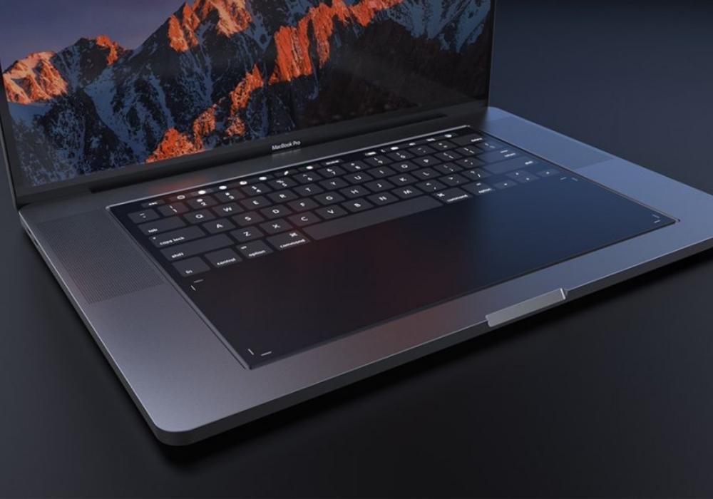 Descubra o MacBook que não tem teclado