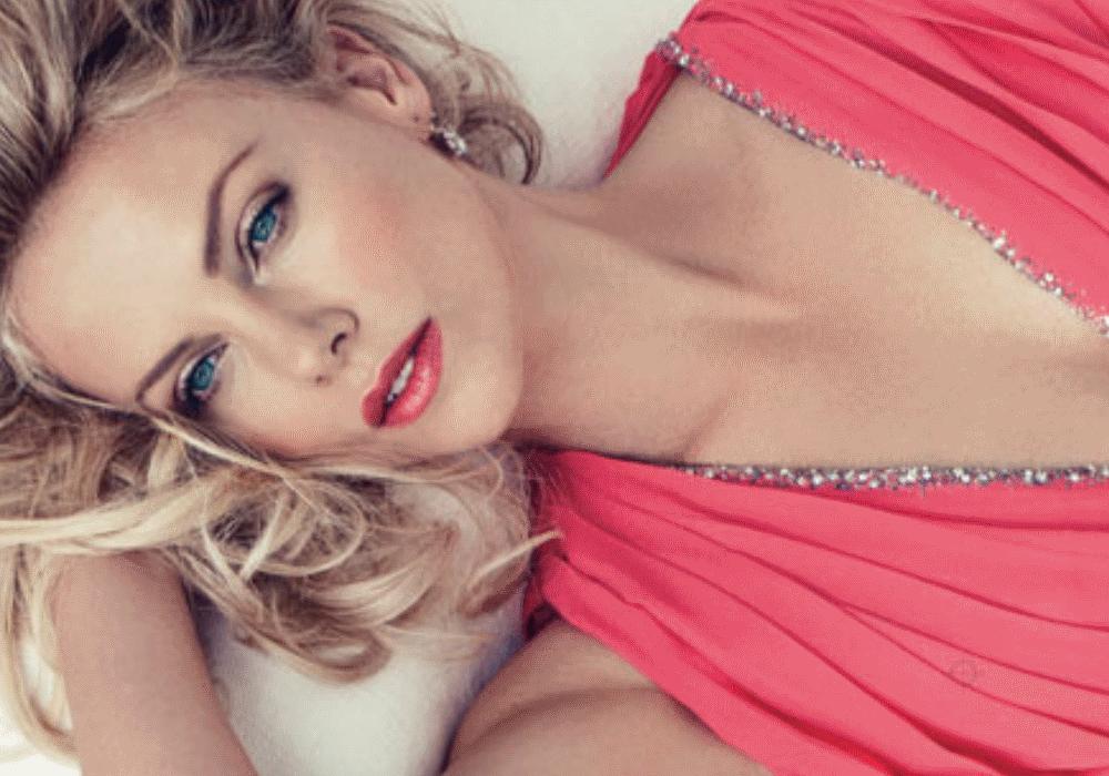 Impossível não adorar a atomic blonde