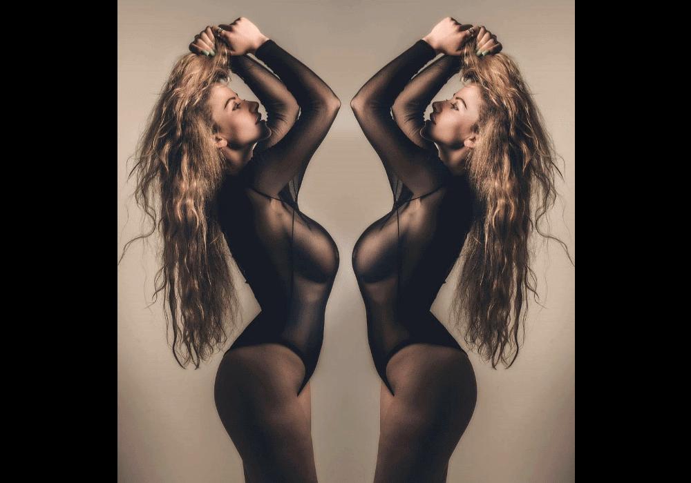 A sedução britânica da misteriosa modelo do momento
