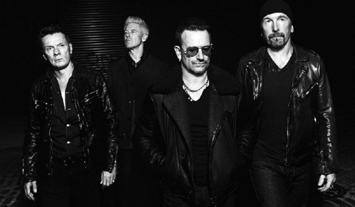 Os U2 têm uma música nova e já a podes ouvir aqui