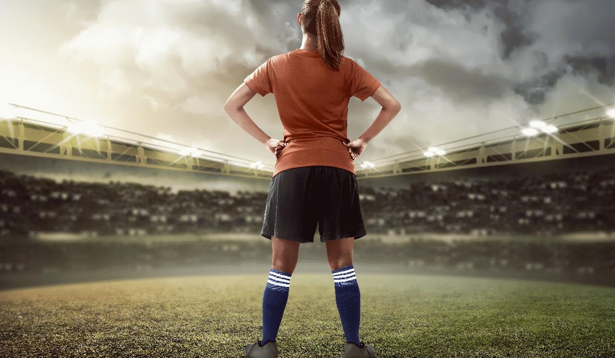 Futebol é um desporto para homens?