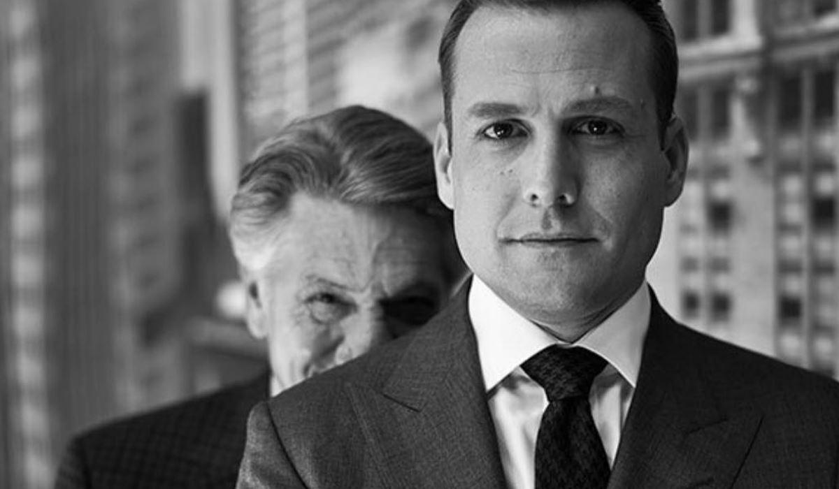 Harvey Specter: O protótipo de homem moderno