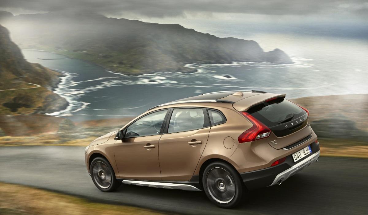 Volvo V40 ultrapassa o meio milhão de vendas