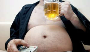 barriga cerveja
