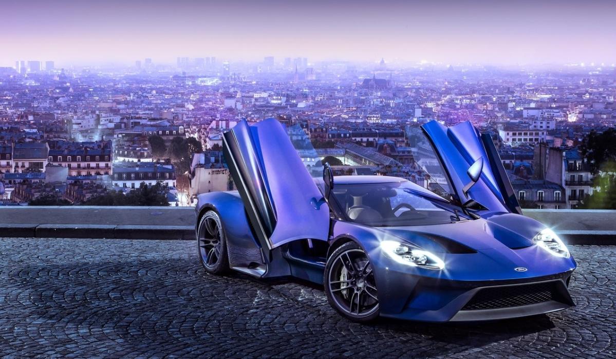 Jay Leno comete loucura pelo novo Ford GT
