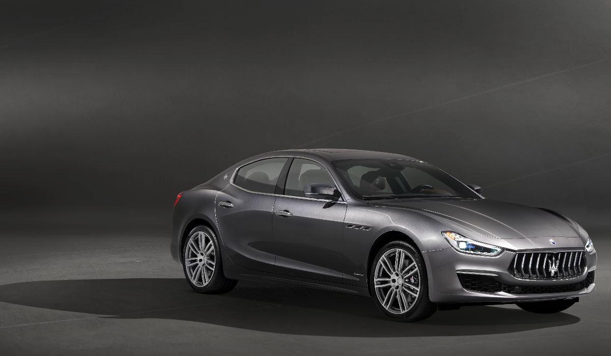 As primeiras fotos do novo Maserati