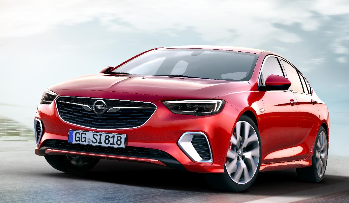 Novo Opel Insignia promete potência e eficiência