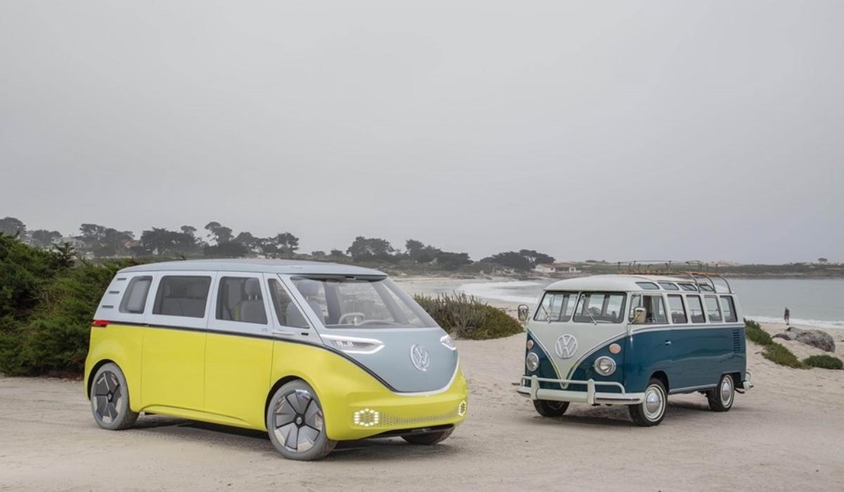 """O famoso """"pão de forma"""" da Volkswagen volta em 2022 e já há preços"""