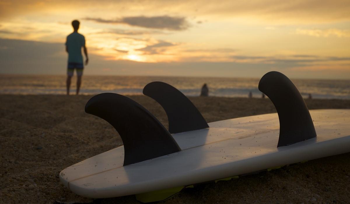 Aprende a surfar à borla com Garrett McNamara