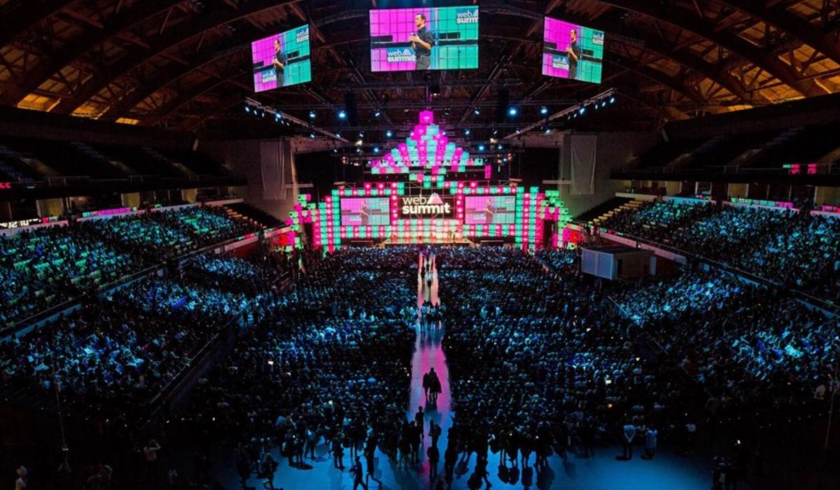 Web Summit vai continuar a falar português