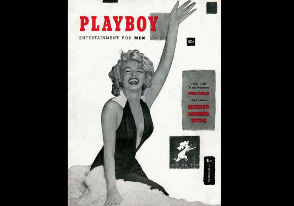 """As coelhinhas mais emblemáticas da """"Playboy"""""""