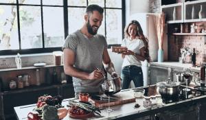 O utensílio de cozinha que separa pobres e ricos
