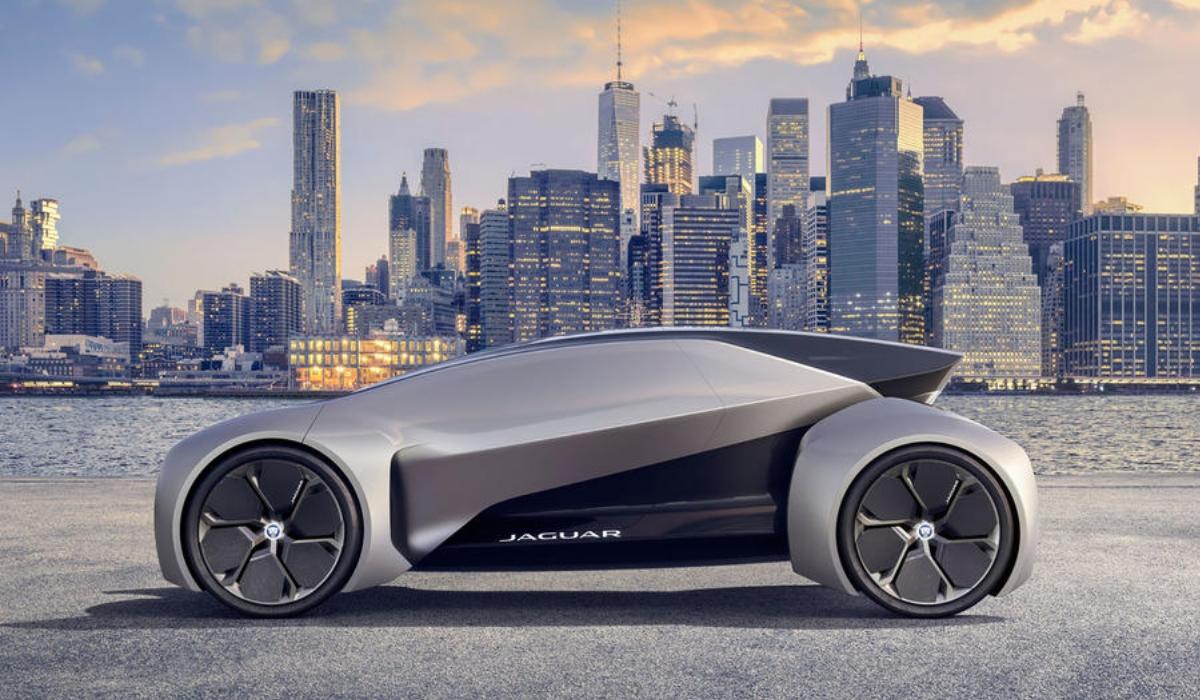 O carro do futuro, segundo a Jaguar