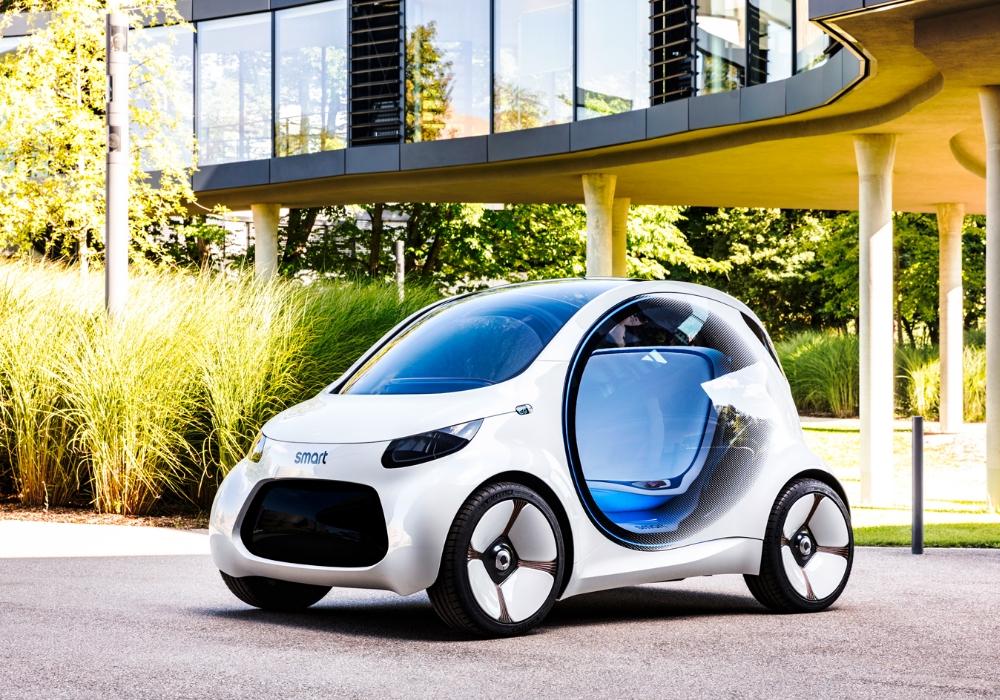 Bem-vindo ao futuro da partilha de automóveis
