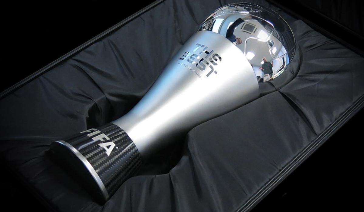 Revelados os nomeados aos prémios anuais da FIFA