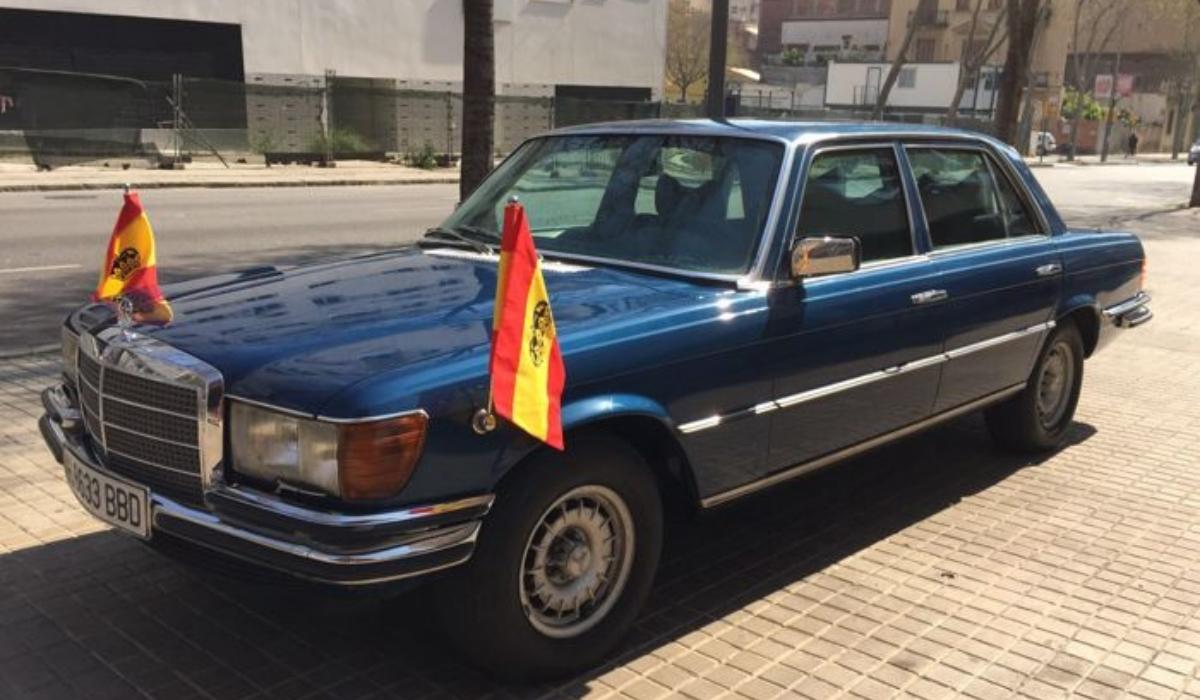 Já podes ter um carro como um rei… e que carro