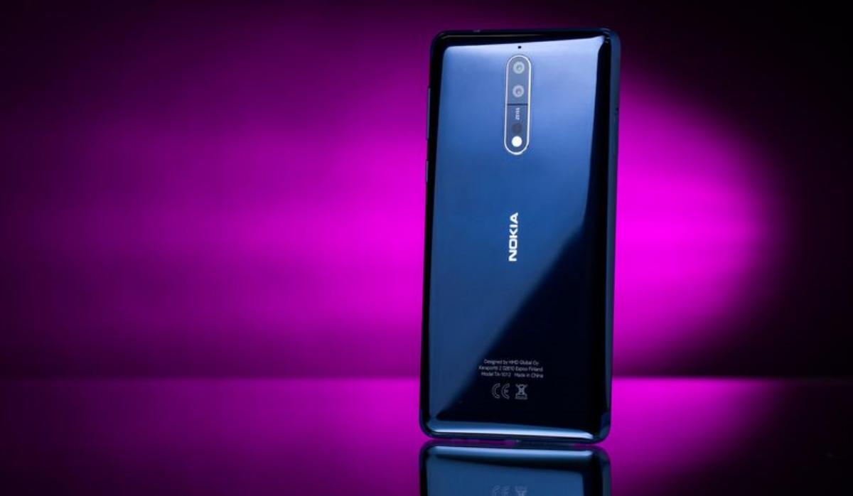 Rivais feitos num oito? Nokia regressa em força