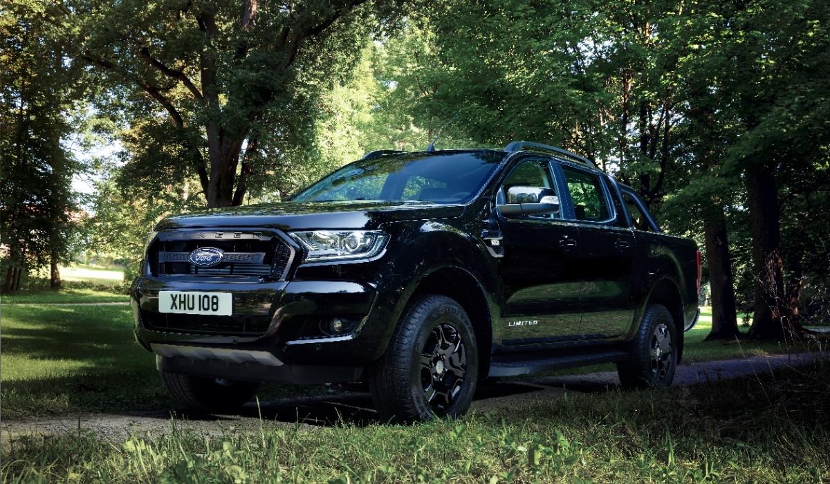 Ford apresenta nova pickup em versão exclusiva