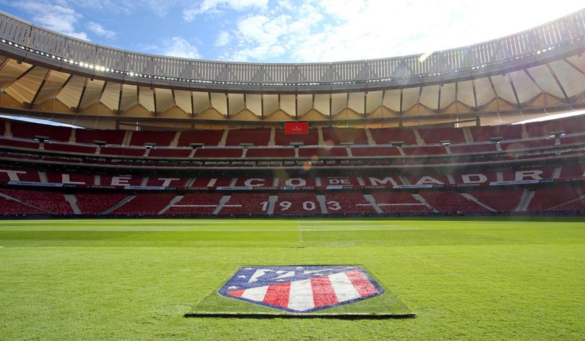 """""""Bienvenidos"""" à nova casa do Atlético de Madrid"""