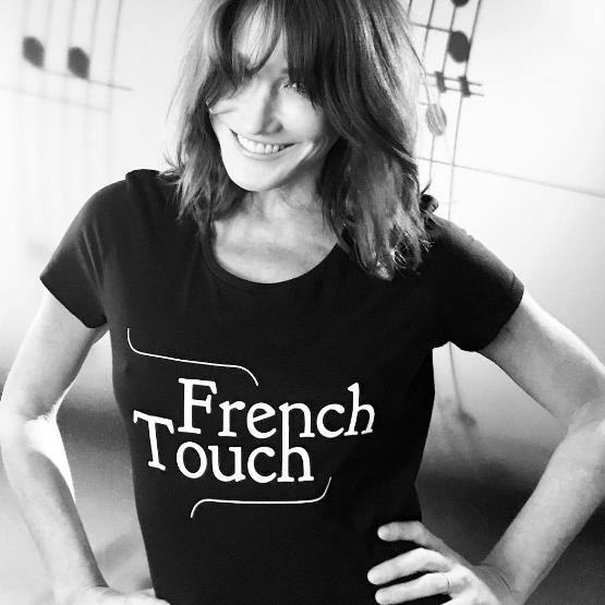 O toque francês de Carla Bruni