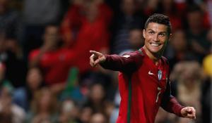 «The Best» em português diz-se Cristiano Ronaldo