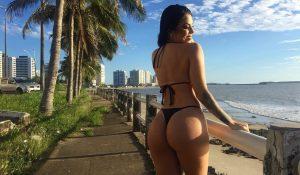 Encontrámos o «bumbum» mais bonito do Brasil