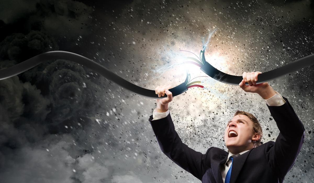 Como seria o mundo com um colapso da Internet?