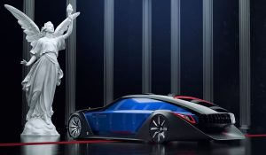luxo, Rolls-Royce Exterion