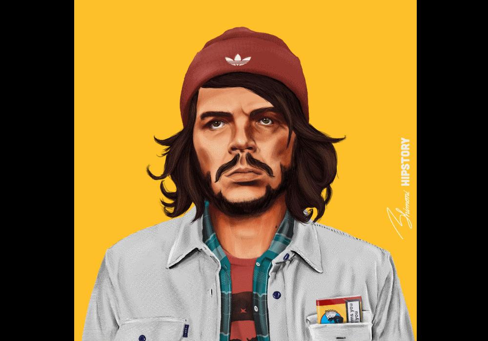 E se os grandes (e polémicos) líderes mundiais fossem hipsters?