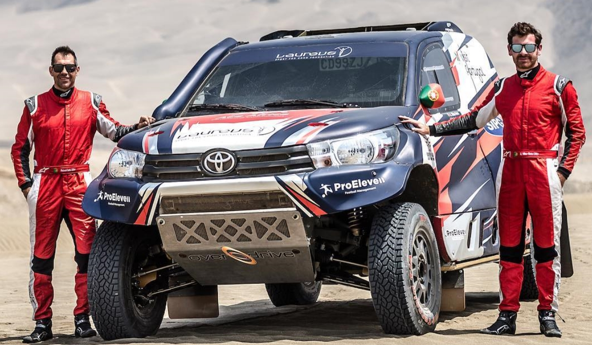 Começa amanhã o Rally Dakar com André Villas-Boas