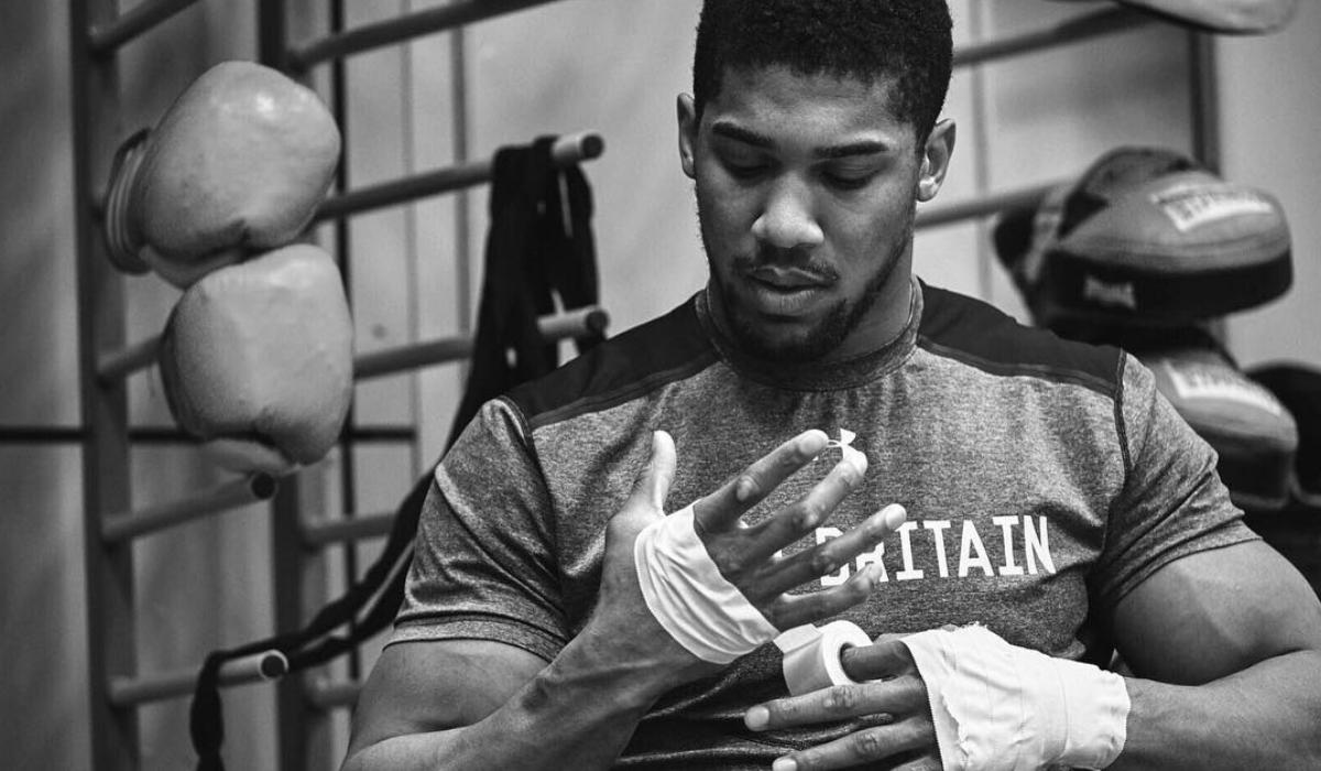 Anthony Joshua – Uma lenda em formação