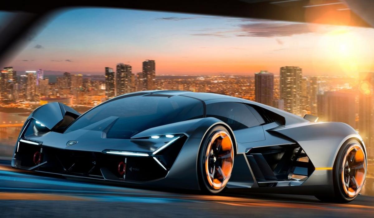 Lamborghini e MIT projetam carro do futuro
