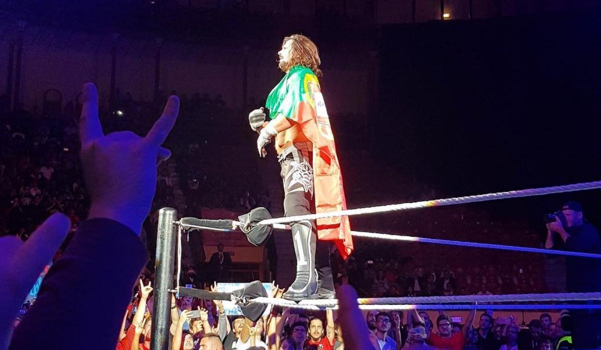 WWE regressa a Portugal 5 anos depois