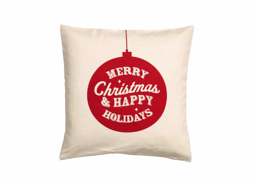 22 prendas de Natal até cinco euros