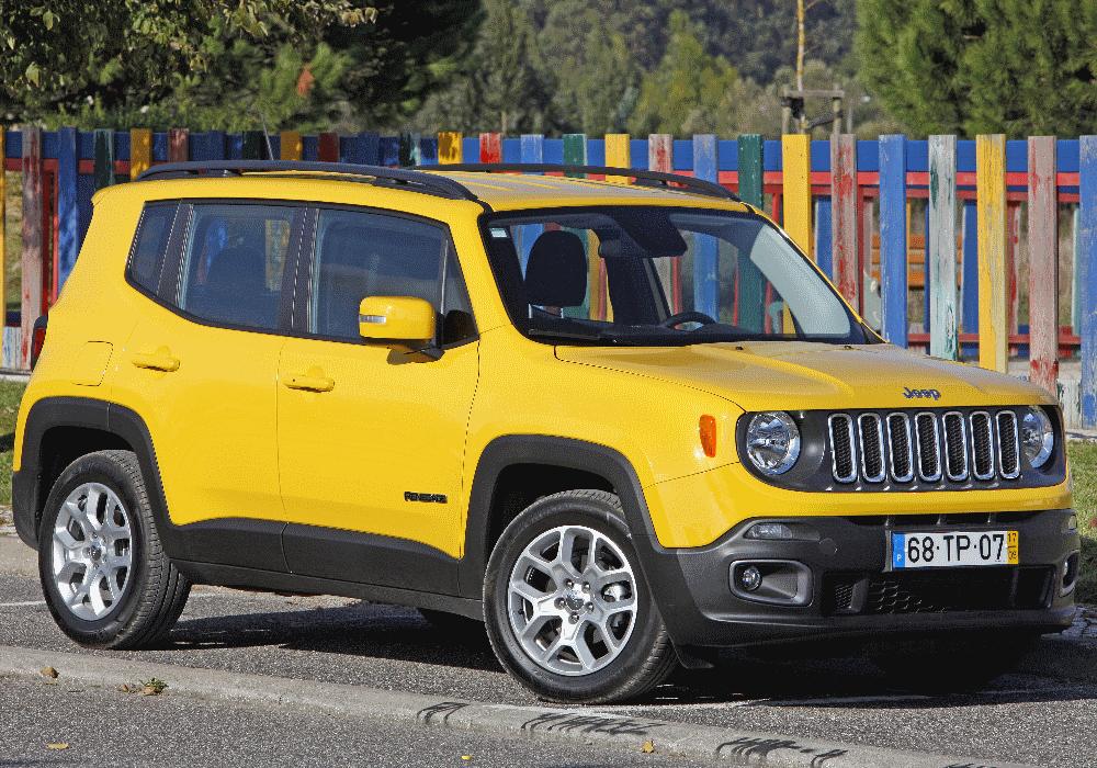 Um Jeep que não é um jipe... mas um grande SUV!