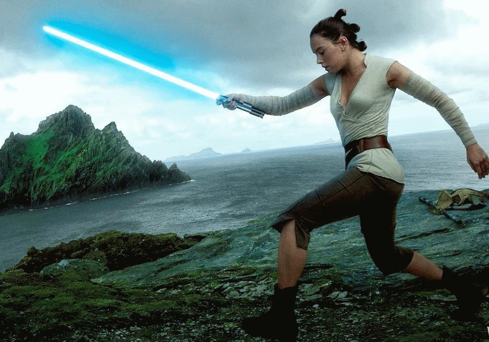 Há quem veja o Star Wars só por causa dela