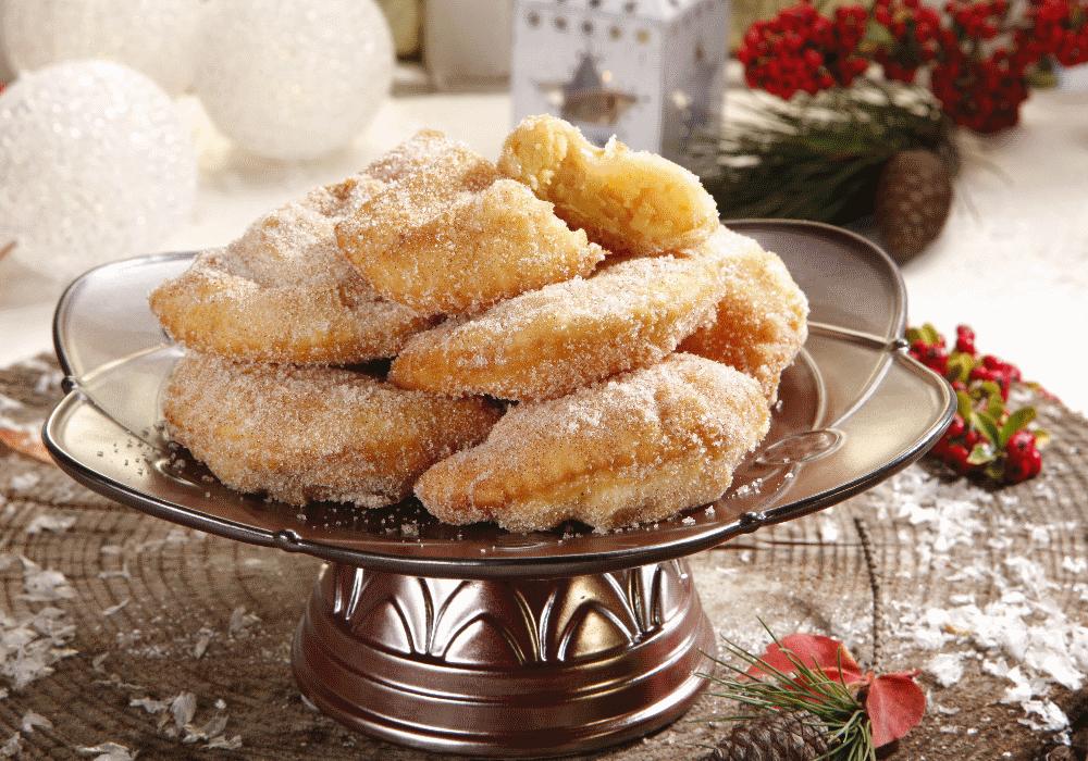 Quantas calorias têm os doces que comes no natal?