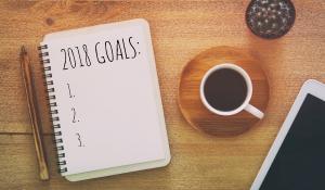 Resoluções de ano novo que eles desejam para elas