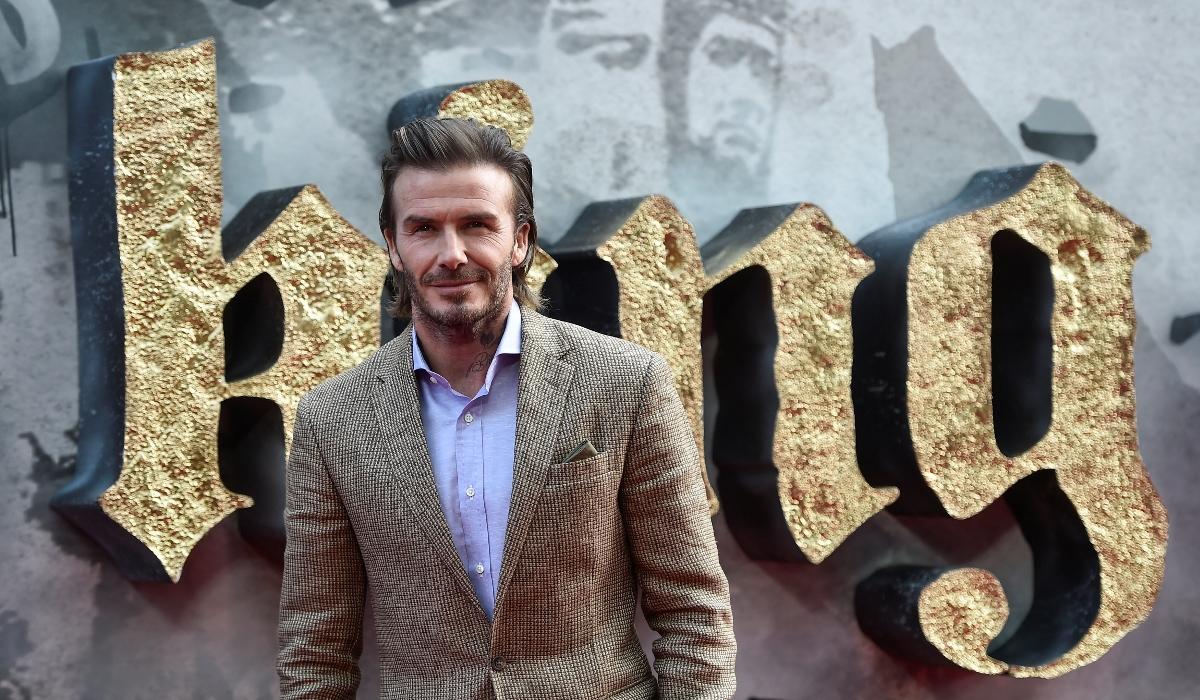 Aprende a ter estilo como Beckham