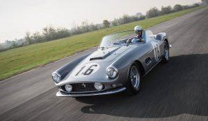 Clássico Ferrari vendido por 18 milhões