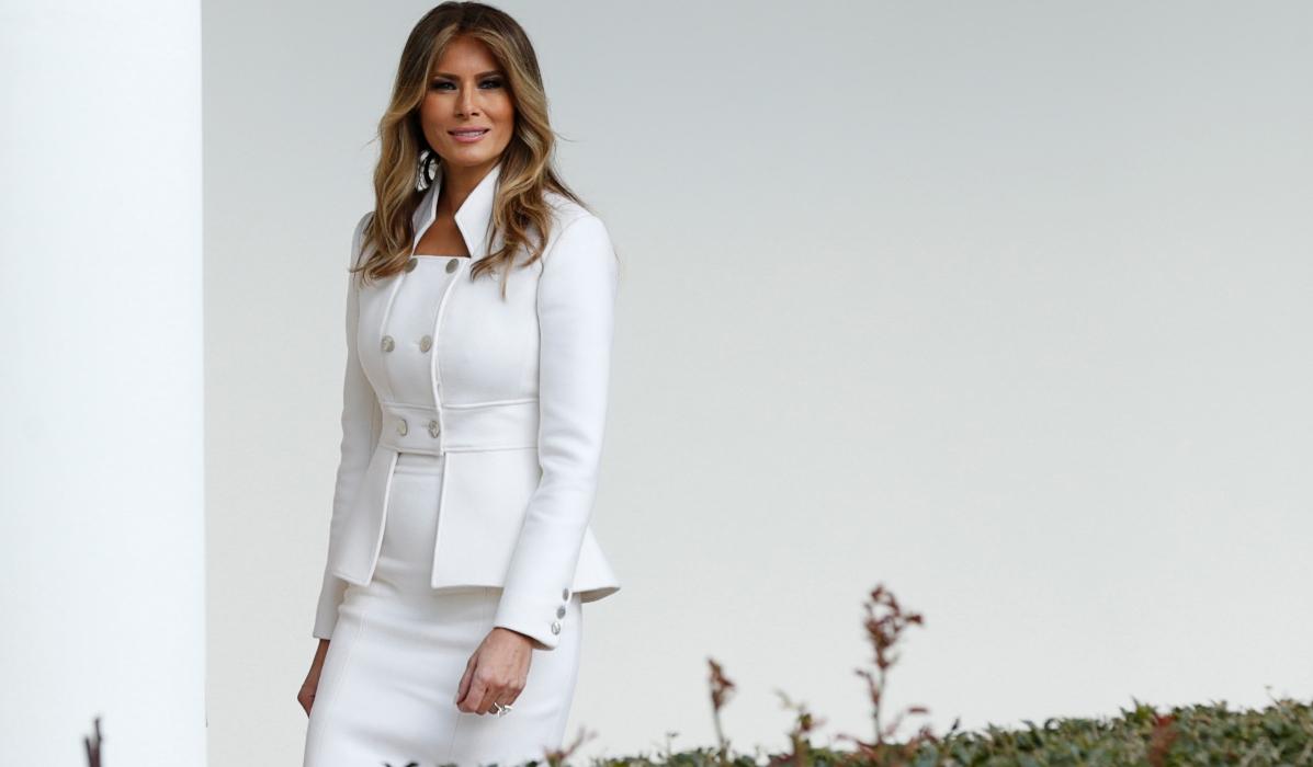 A mulher por trás do homem mais poderoso do mundo