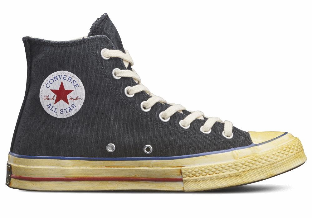 Esquece o inverno com a Converse e estilo nos pés