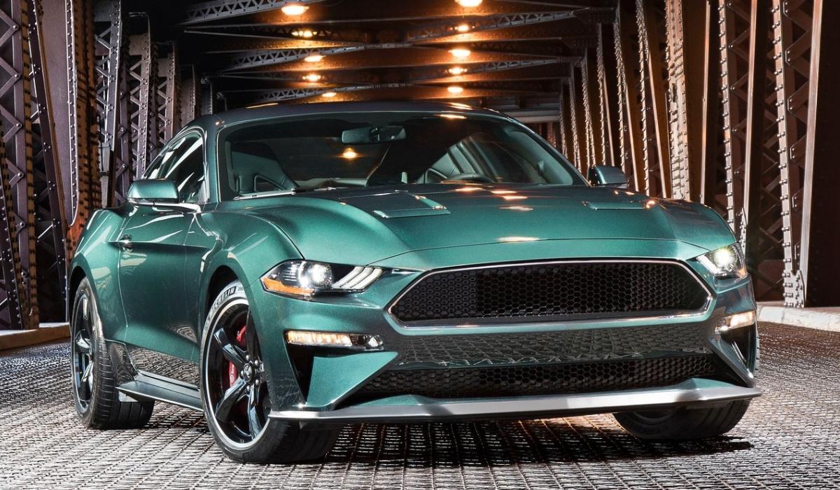 Novo Mustang: rápido como uma «bullitt»