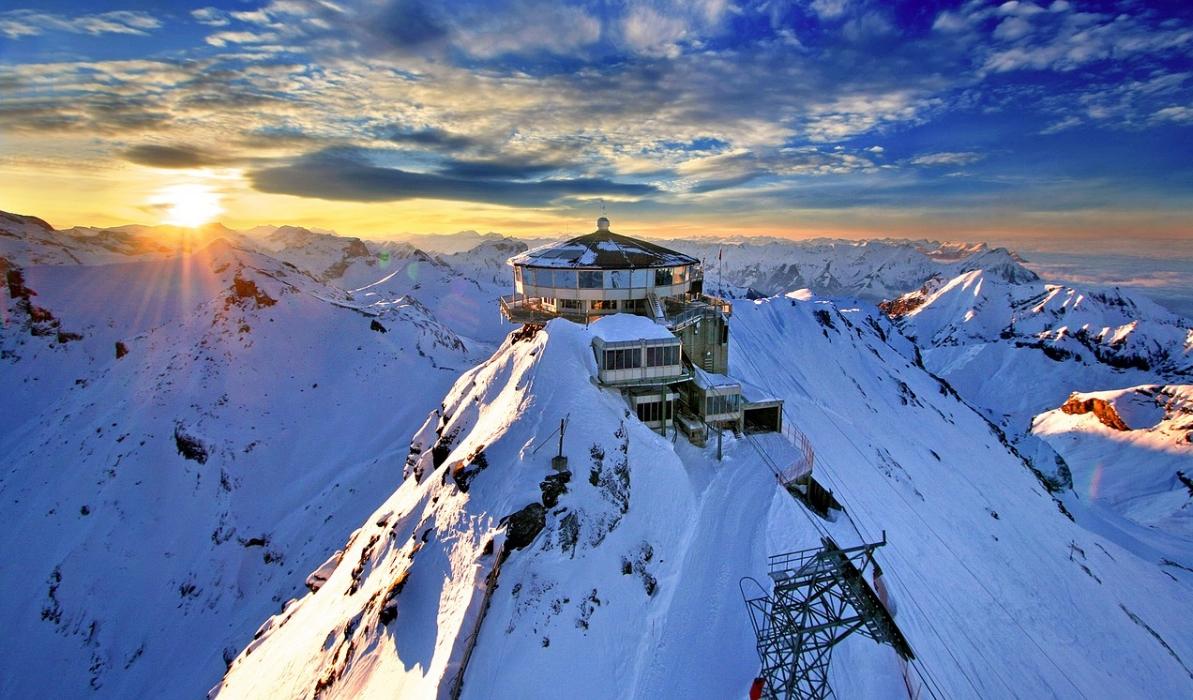 Sabe onde passar as tuas férias na neve