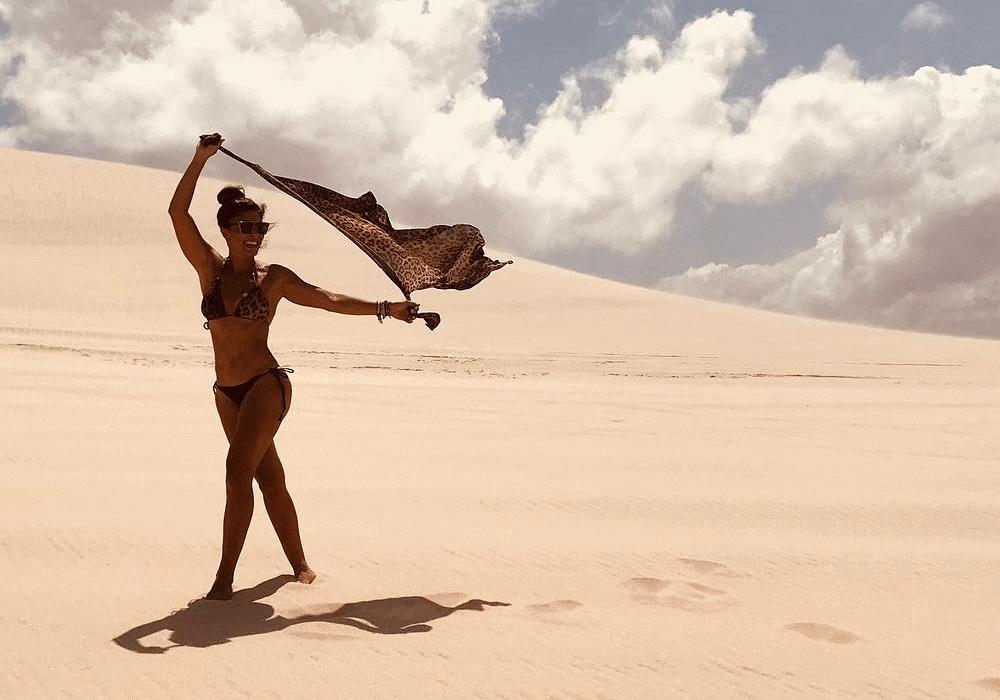 Juliana Paes é a rainha de bateria mais desejada