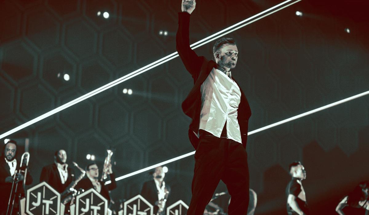 Justin Timberlake quer mudar o mundo com música